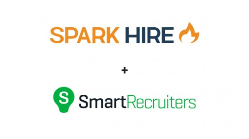 Spark Hire and SmartRecruiters Announce Integration to Make Hiring Easier