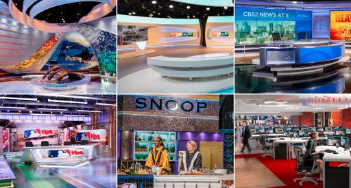 NewscastStudio Honors Top Production Design of 2016 in Annual Set of the Year Awards