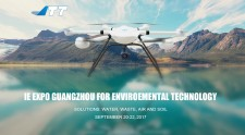 IE Expo Guangzhou 2017:JTT Introduced Its Water Monitoring Solutions in Environmental Market