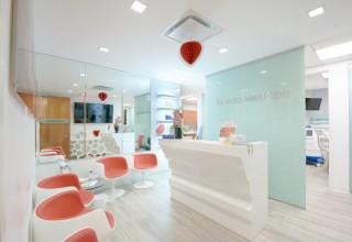 Trifecta Med Spa office in New York