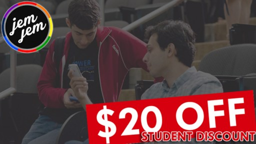 JemJem Releases a Special Discount on Refurbished Apple Products for Students