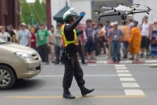 Thai Police Wants to Use Drones to Monitor Traffic From Sky