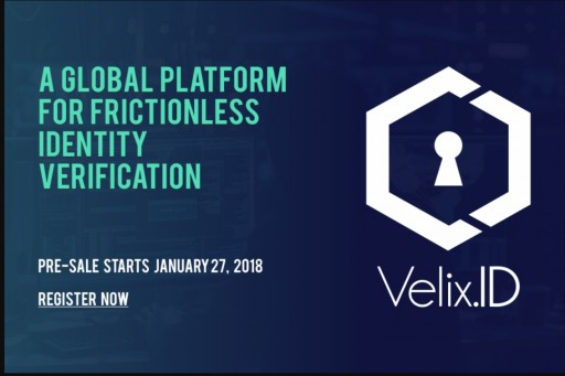 A Blockchain RegTech Solution to the World's $200 Billion a Year Identity Verification Crisis: Introducing Velix.ID