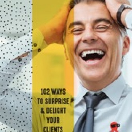New Guide From Snappy Kraken Gives Financial Advisors 102 Ways to Surprise and Delight Their Clients