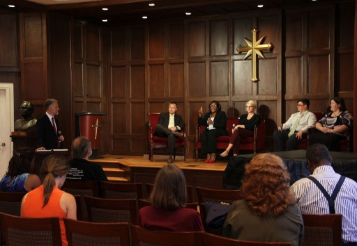 Peace Day Panel Shines Light on Domestic Violence