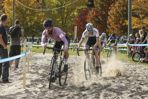 Pan-American Cyclo-cross Championships Coming to Canada - Continental Championships Organized by the Silver Goose