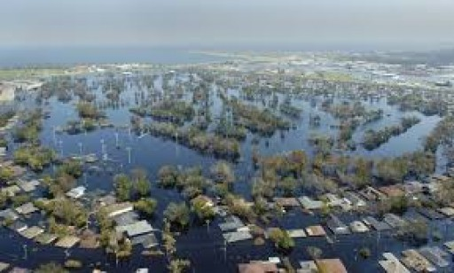President Obama Declares A Major Disaster For Lousiana