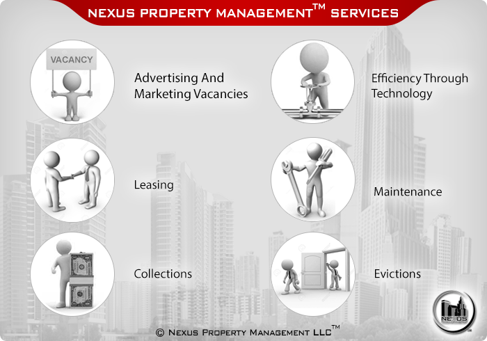 Property Management Services : Nexus property management vp of sales and fall river