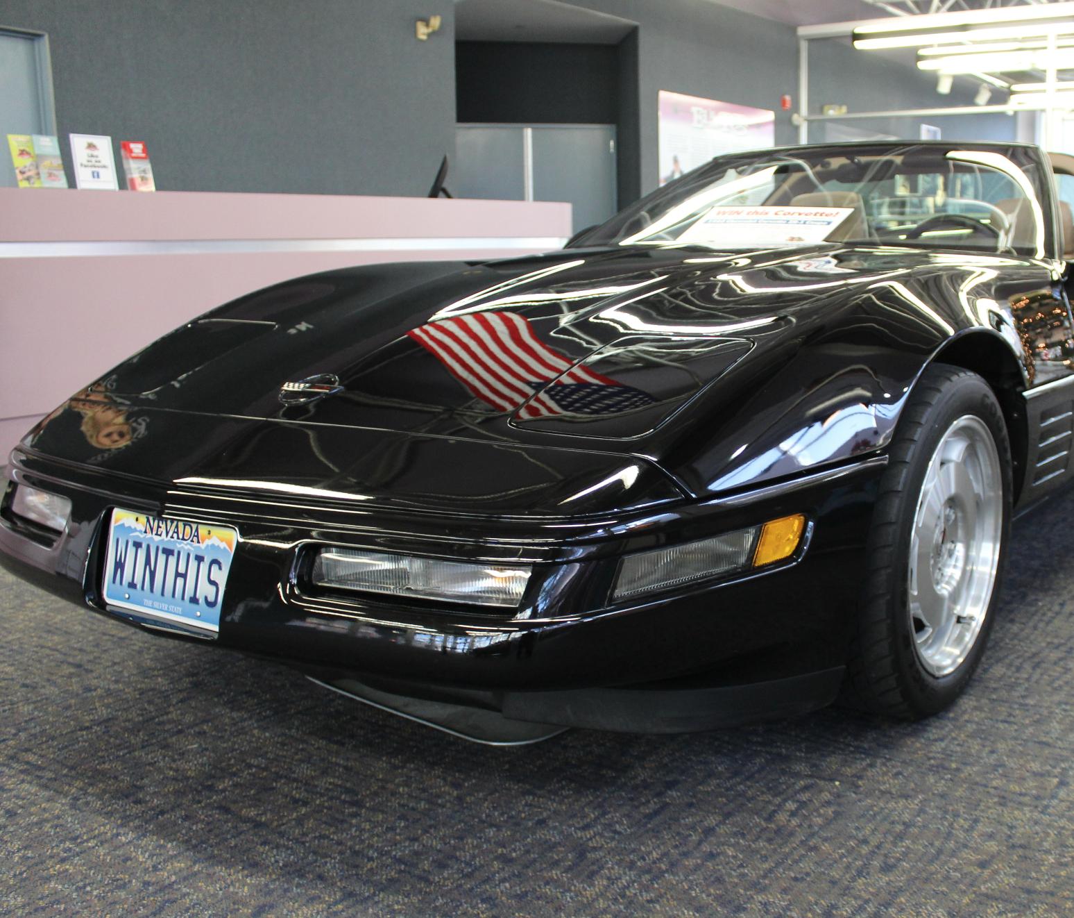 National Automobile Museum Raffles Off Corvette for 2018 ...