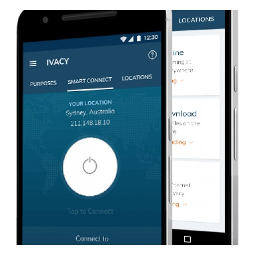 Ivacy Launches Its New Android App With Powerful Features