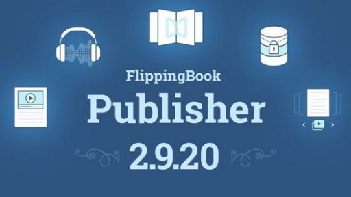 New FlippingBook Publisher Update: Preloader, In-Page Videos, Background Sound, and More