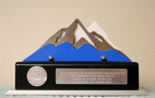 Colorado Historic Hot Springs Loop Wins Industry Collaboration Award