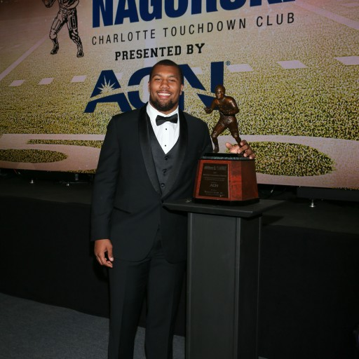2017 Bronko Nagurski Trophy Winner Announced at Gala Banquet Presented by ACN, Inc.