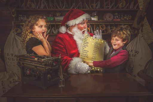 The Storybook Santa Experience Is Back and Growing