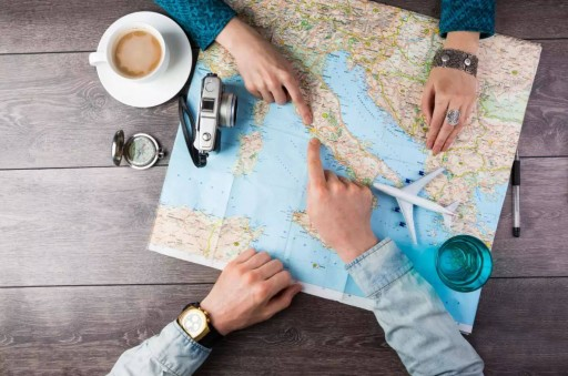 Romantic Trip-Planning on Valentine's Day
