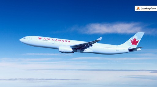 Lookupfare Gears Up for Air Canada's New Endeavor