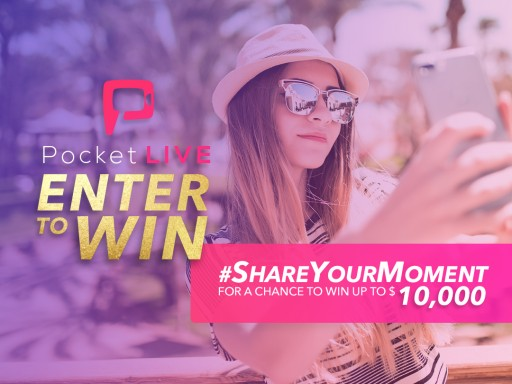 Win $10,000 Worth of Prizes With PocketLIVE