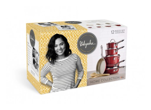 San Francisco Design Firm DDW Unveils Design for New Ayesha Curry Cookware Line