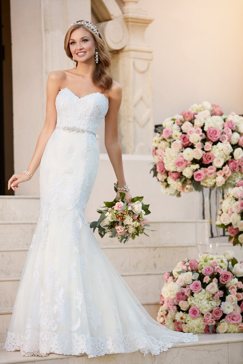 Stella York Designer Wedding Dress 6272