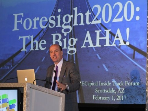 Hindsight, Foresight: A Futurist Looks Back as He Moves Forward