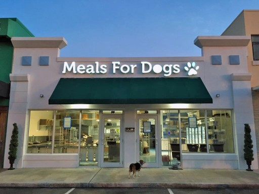 Meals for Dogs Announces Official Launch Date