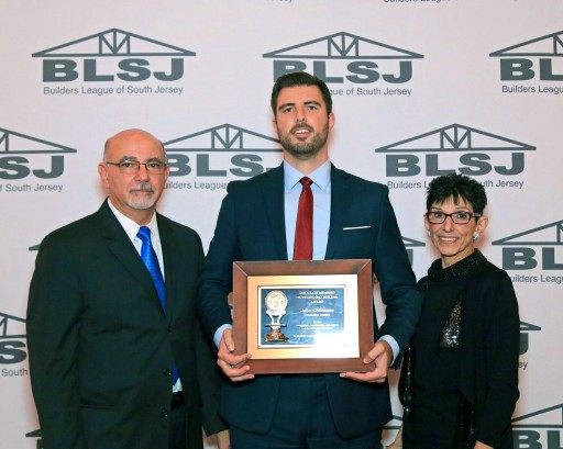John Chiusano Named 2017 Builder of the Year by Builders League of South Jersey