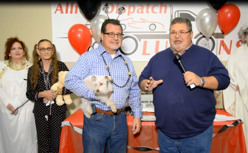 Allied Dispatch Solutions Honors Employees for Three Years of Great Service