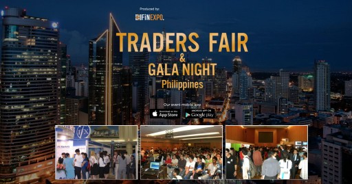 Gathering the Whole World of Forex, Trading, Futures and Cryptocurrency at Philippines Traders Fair
