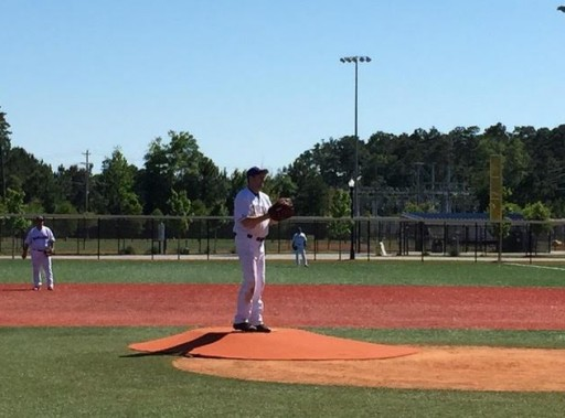 Ian Robert Nelms Helps New Jersey Thunder With Watchful Eye of Talented Pitching Staff