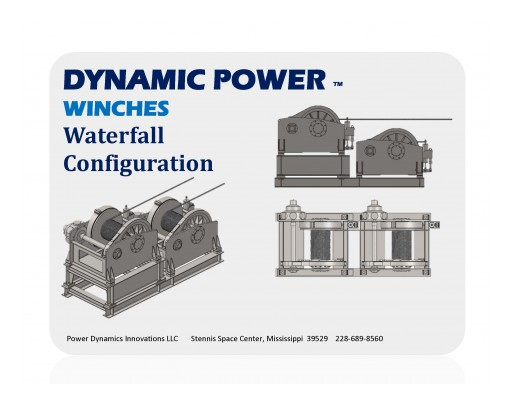 "New Product Offering: ""Dynamic Power Winches"" TM, by Power Dynamics Innovations LLC"