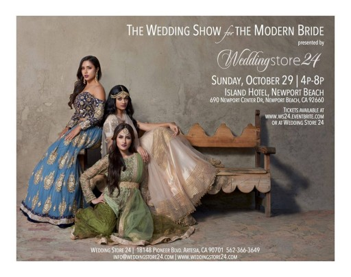 Couture Fashion Show Featuring South Asian Bridal Designs