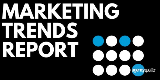 Agency Spotter Releases New Marketing Trends Report Uncovering the Rise of 14 Services Over the Last 4 Years