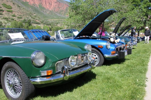 Classic Car Shows: Two Good Reasons to Floor It to Glenwood Springs