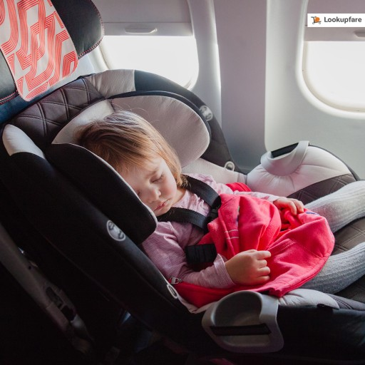 Flying With Little Ones? Book With Lookupfare and Fly With the Best Family-Friendly Airlines