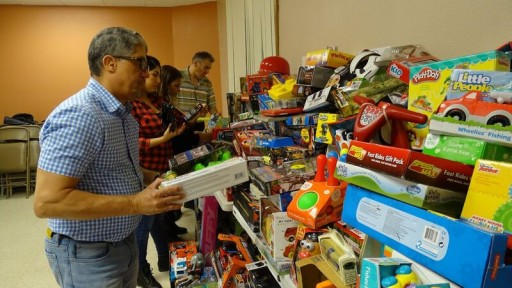 Dr. Norman Quintero Announces the Success of the First Toy Drive to Help the Governor of Puerto Rico and the First Lady Bring Thousands of Toys to the Children in Puerto Rico