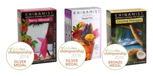 China Mist® Tea Brands Earns Medals at Global Tea Championship