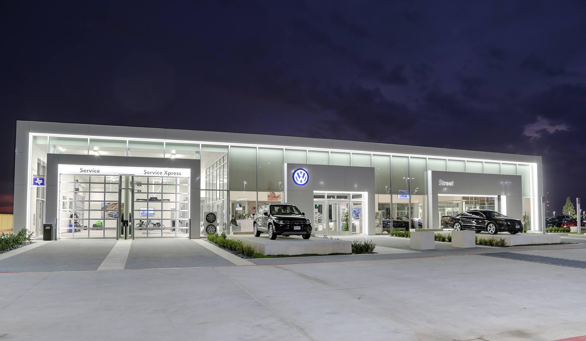 Street Volkswagen Of Amarillo Earns 2017 Wolfsburg Crest Club Award Customer First Club Award