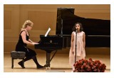 Tiara Abraham, 10-year-old soprano, Carnegie Hall, NYC