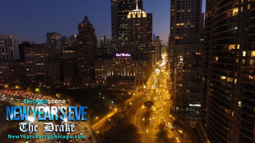Chicago's Longest-Running New Year's Eve Party at the Drake Hotel - 18th Year!