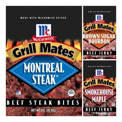 Red Truck Beef Jerky® Introduces McCormick® Grill Mates® Beef Jerky and Steak Bites