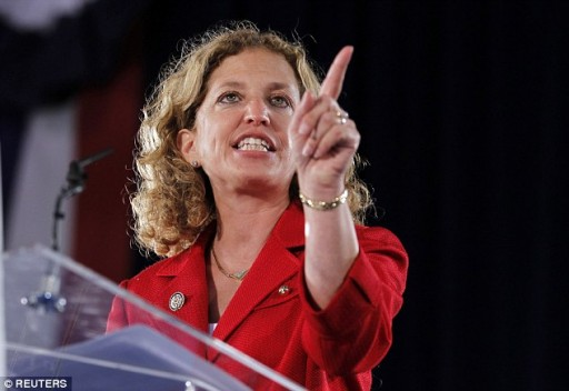 Debbie Wasserman Schultz - a Polarizing Democratic Party Politician Only Wins Her Primary by 7k Votes in Florida District 23, With a Large Disaffected Democrat Voter Base Voting for Her Primary Opponent