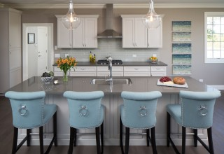 Kitchens are always a hot button in new homes