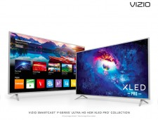 VIZIO SmartCast P-Series Ultra HD HDR XLED Pro Displays Debut In Canada