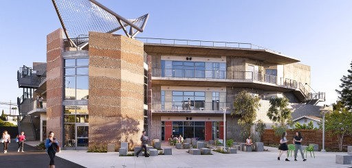 Crossroads School for Arts & Sciences Chooses Sustainable Eco-Cem