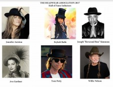 2017 Headwear Hall of Fame Inductees