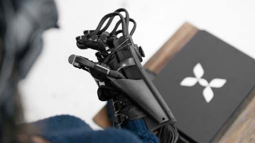 AxonVR is Now HaptX, Announces First Haptic Gloves to Deliver Realistic Touch in Virtual Reality