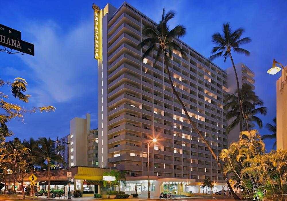 Son Seung Won: Ambassador Hotel Waikiki Beach Prepares To Welcome Spring