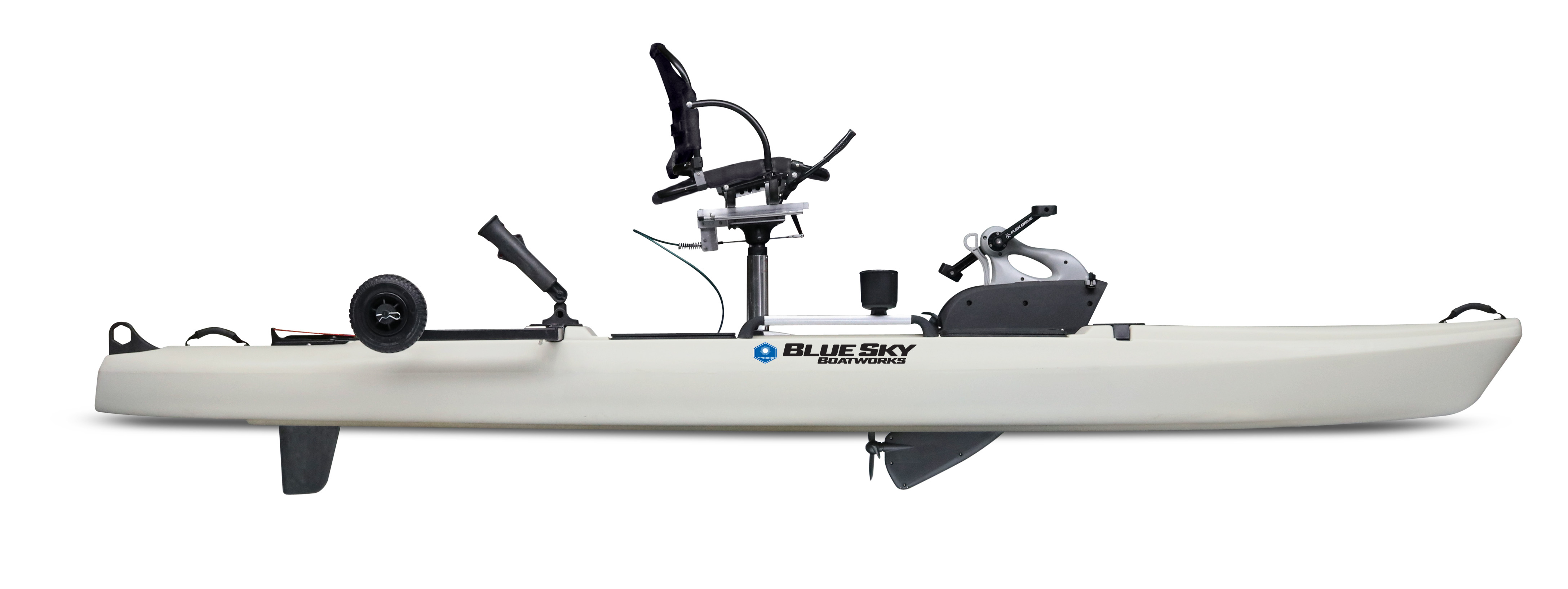 New brand from jackson kayak readies for launch with for Fishing kayak brands