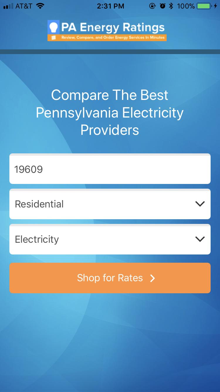 PA Energy Ratings Launches Pennsylvania Energy Comparison ...