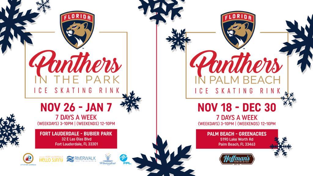 Ice Skating In Palm Beach Florida